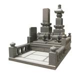 五輪塔型墓石
